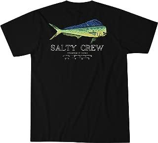 Salty Crew Men's Angry Bull Short Sleeve T-Shirt