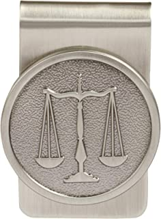 Law Suits And More Silver Steel Legal Fraternity Lawyers Advocates, Solicitors Money Clip