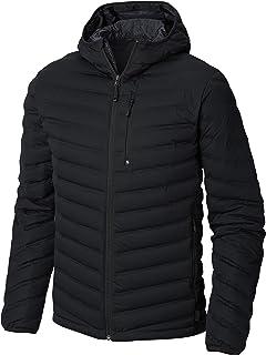 Mountain Hardwear ストレッチダウン フード付きジャケット メンズ