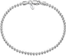 ball chain bracelet