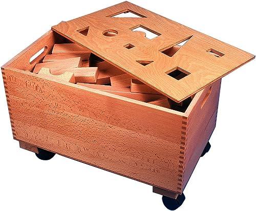 Unbekannt Bruderhaus Diakonie Fr l Puzzle-Container 126 Bausteine