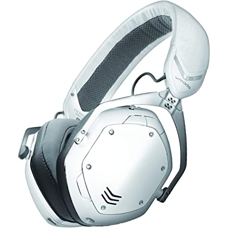 V-Moda Crossfade 2 Wireless Codex Edition with Qualcomm aptX and AAC - Matte White
