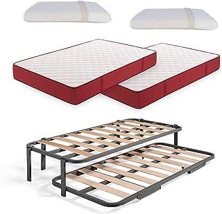 Amazon.es: patas para cama nido