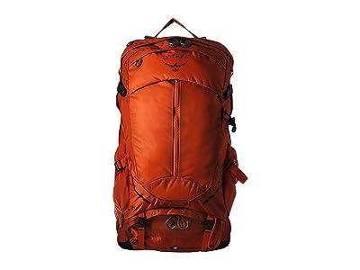 Osprey Stratos 34 (Sungrazer Orange) Backpack Bags