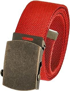 Best red golf belt Reviews