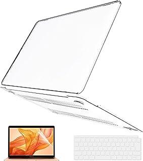 Belk MacBook Air 13 ケース 2020 2019 2018 モデル: A2179/A1932 [キーボードカバー+液晶保護フィルム+MacBook Air13 retina タッチ ID搭載 カバー] MacBook Air ...