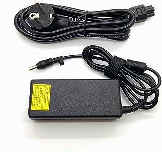 65w AC Adapter Adaptador Cargador Compatible para Equipos HP - Compaq Presario A900 18,5v 3,5a 4.8mm * 1.7mm // Protección contra Cortocircuitos, sobre-Corriente y sobrecalentamiento
