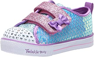 Skechers Kids Girls' Shuffle LITE-Mini Mermaid Sneaker
