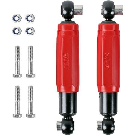 2x Al Ko Octagon Stoßdämpfer Rot 1800 Kg Für Wohnwagen Und Anhänger Auto
