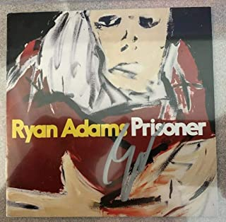 531e7a1c1bf Ryan Adams Autographed Signed Prisoner Cd Booklet Beckett Authentic