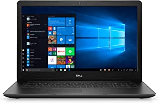 Dell Inspiron 17 3793, i3793-5841BLK-PUS, 10th Generation Intel Core i5-1035G1, 17.3-Inch FHD (1920 X 1080), 8GB x 1 DDR4 ...