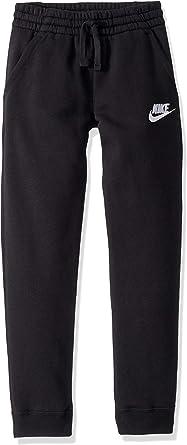 Proverbio logo Desnudo  Amazon.com: Nike NSW Club Jogger - Pantalón deportivo polar para niño:  Clothing