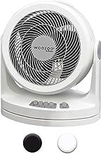Iris Turbo-Ventilator met Oscillatie, Bereik 33 M², Wit, 1 Stuk