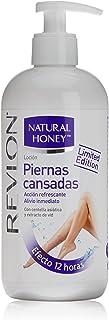 Natural Honey Piernas Cansadas Loción Corporal Dosificador - 400 ml