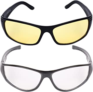Aligatorr Night Drive Combo Sunglass Used in Night Driving