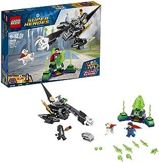 Lego Dc Comics Super Heroes Superman and Krypto, Multi-Colour, 76096