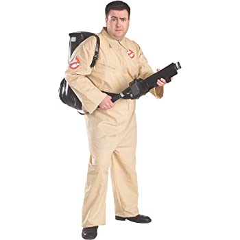 Child 80s 1980s Kids Ghostbusters Ghost Busters Jumpsuit Unisex Costume Uniform