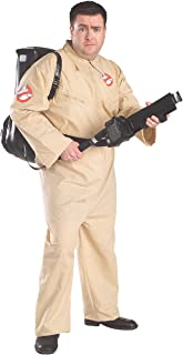 Men`s Ghostbusters Costume With Inflatable Backpack