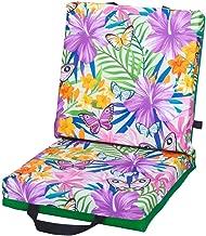 ABS Novelties Butterfly Garden Pattern Double Cushion