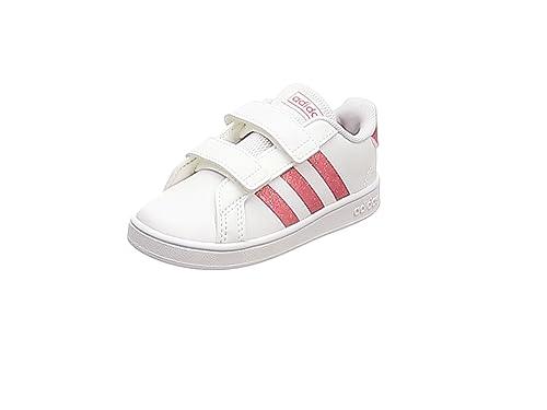 Continente Betsy Trotwood Parte  adidas Grand Court I, Zapatillas de Tenis Unisex bebé: Amazon.es: Zapatos y  complementos