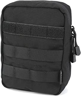 OLEADER Tactical First Aid Molle Pouch EMT Survival Medical Bag Military Utility Pouches for Camping Hiking Emergency Cycling (Bag Only)