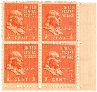 Best benjamin franklin postage stamp Reviews
