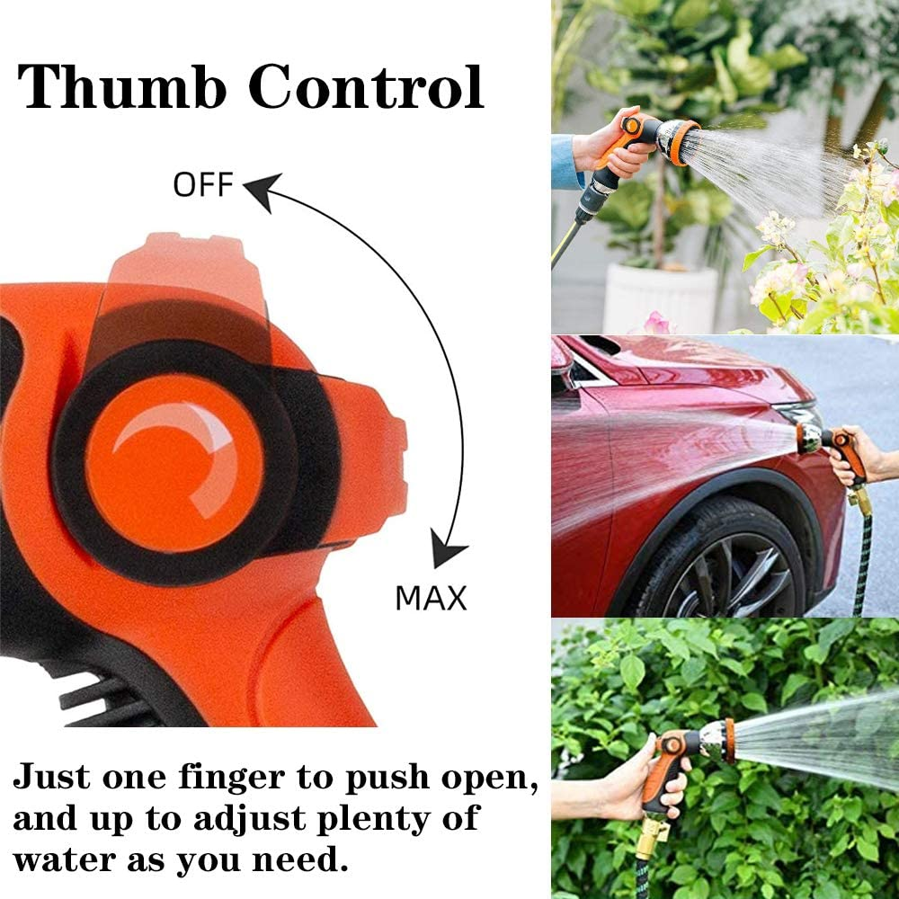 Best for Small Gardens: REDESS Garden Hose Nozzle: