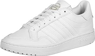 Adidas Team Court White White Black
