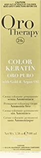 FANOLA Oro Puro Therapy Color Keratin Hair Colour 100 ml 10.13 Blonde Platinum Beige Extra