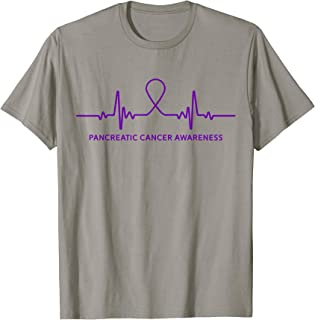 Pancreatic Cancer Awareness Shirt T-shirt Tee Gift