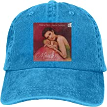 Ceasinng Mens & Womens Logo Print of Celine Dion Miracle Classic Hat Adjustable Black