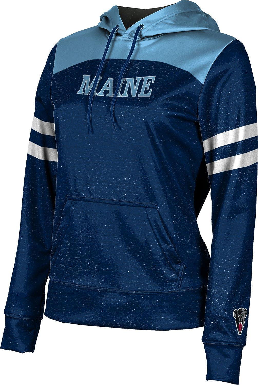 University of Maine Girls' Pullover Hoodie, School Spirit Sweatshirt (Game Time)