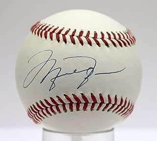 michael jordan autograph baseball