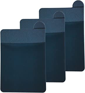 清和産業 万能ポケット3個セット 見た目以上の収納力 貼ってはがせる 袋が伸びる 広がるポケット 伸縮ポケット マルチ収納