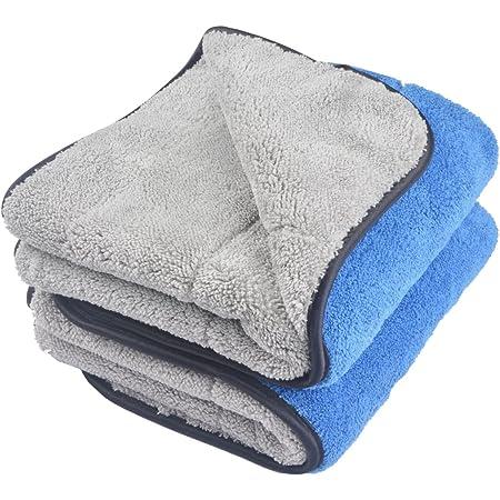 Oucan The Royal Plush Drying Towel Premium Plush Microfiber Towel Professional Car