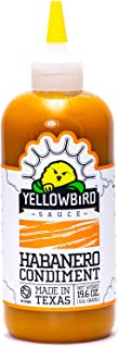 Yellowbird, Habanero Sauce, 19.6 oz