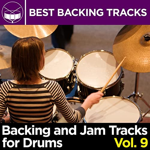 Drum Backing Track Blues Hip Hop in G Minor Dorian by Best
