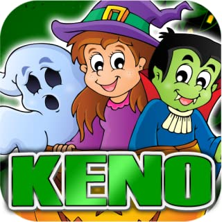 Free Keno for Kindle HD Ghouls Spooks