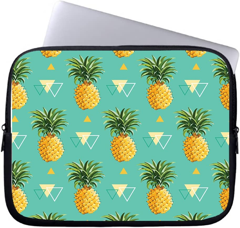 Wilderness Nature View Sun Cactus Tree Pattern Neoprene Sleeve Pouch Case Bag for 11.6 Inch Laptop Computer Designed to Fit Any Laptop//Notebook//ultrabook//MacBook with Display Size 11.6 Inches