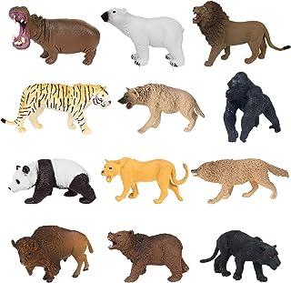 Amazon.es: animales salvajes - Muñecos y figuras: Juguetes
