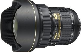 Nikon Lens Nikkor AF-S 14-24mm f/2.8G ED, Black