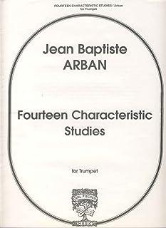 ARBAN - Estudios (14) Caracteristicos para Trompeta