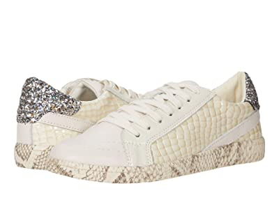 Dolce Vita Nino (Eggshell Patent Croco Leather) Women