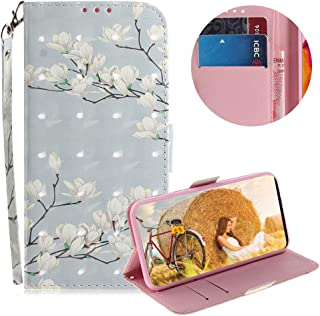 Samsung Galaxy S10 6.1 inch//S10 Plus 6.4 inch Flip Leather Wallet Card Stand Case Cover Dreamyth