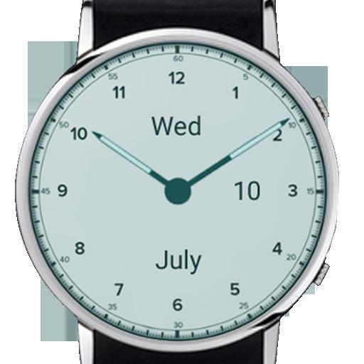 Wear Watchface Z10