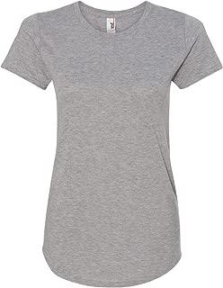 womens Triblend Scoop Neck T-Shirt (6750L)