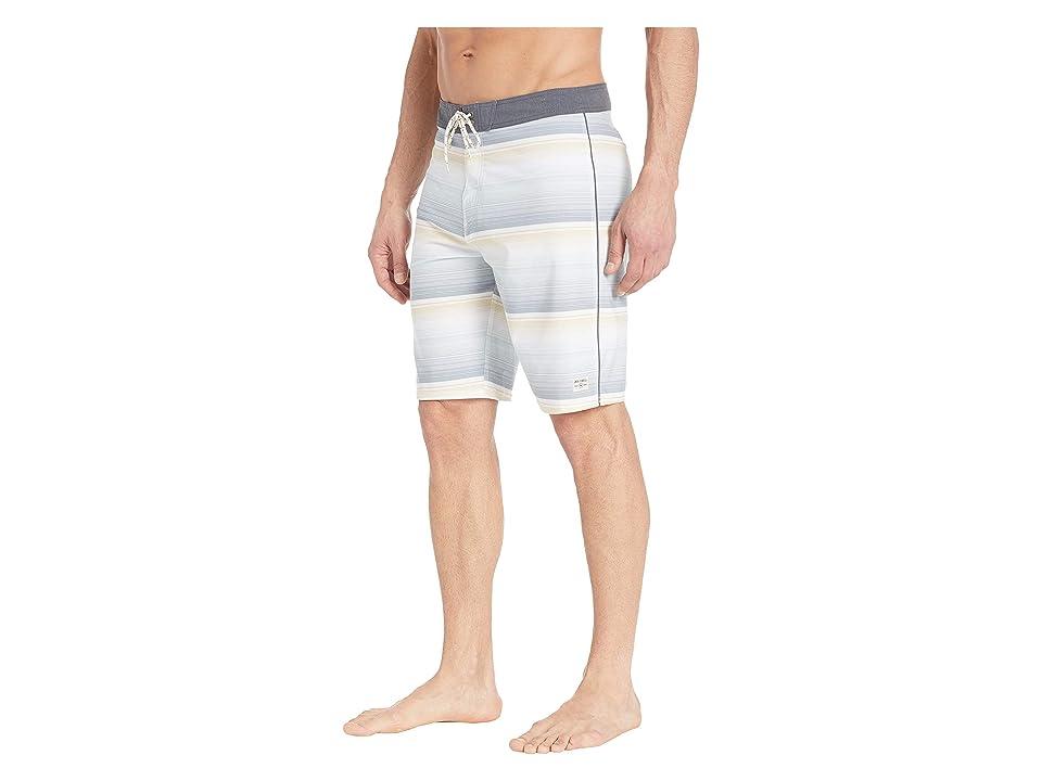 O'Neill Shores Boardshorts (White) Men's Swimwear