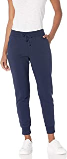 Women's Relaxed Fit French Terry Fleece Jogger Sweatpant