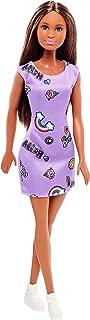 Barbie Doll, Purple Dress