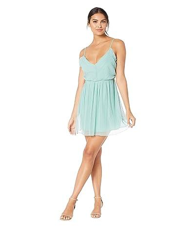 BCBGeneration Blouson Dress ZXH6211833 (Seafoam) Women